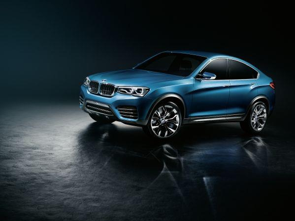 El BMW X4