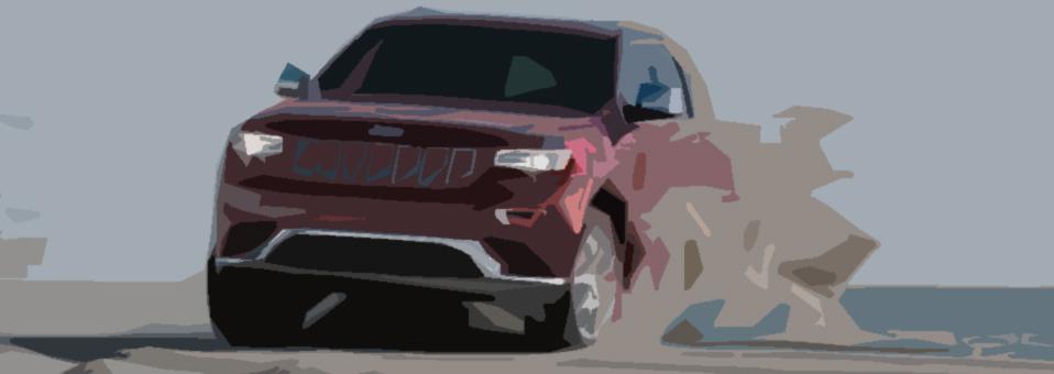 El nuevo Jeep Grand Cherokee 2014